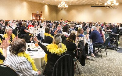 The 12th Annual Adult Spelling Bee Challenge